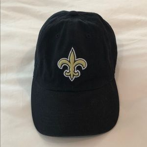 New Orleans Saints baseball hat